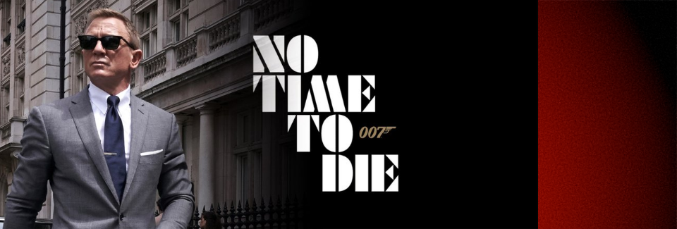 No Time To Die coming soon