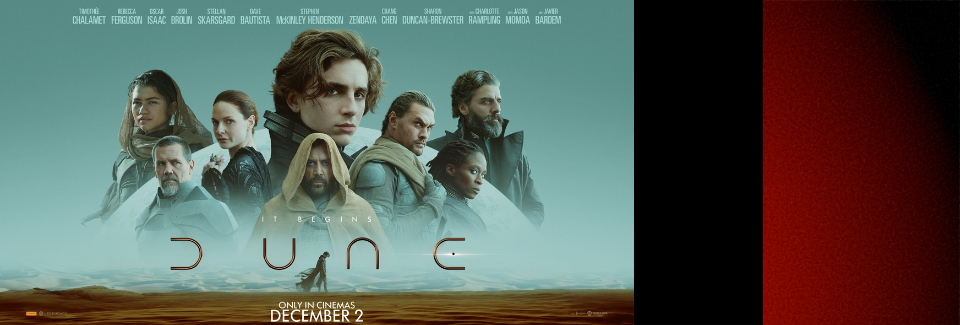 Dune coming soon