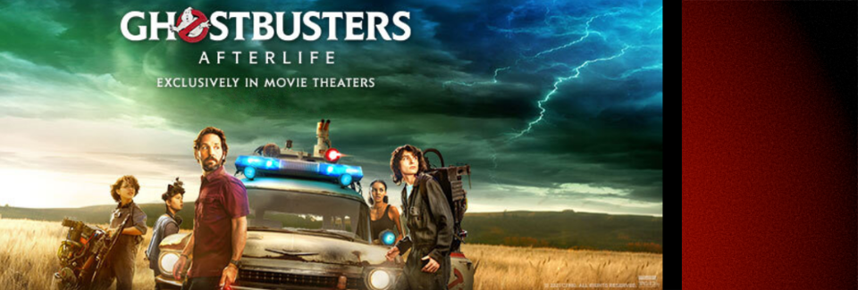 Ghostbusters: Afterlife coming soon