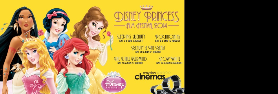 Disney Princess Film Festival 2014