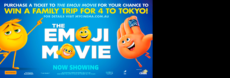 Emoji Movie Competition