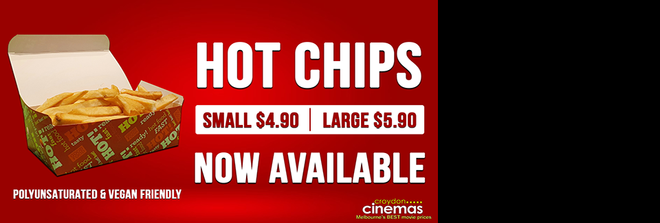 Now Selling Hot Chips!