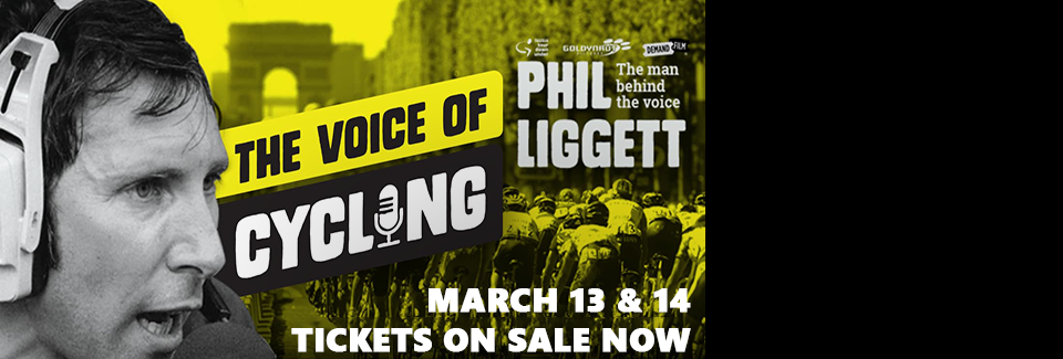 Phil Liggett: The Voice of Cycling