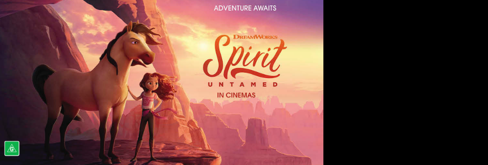 Spirit Untamed opens June 24