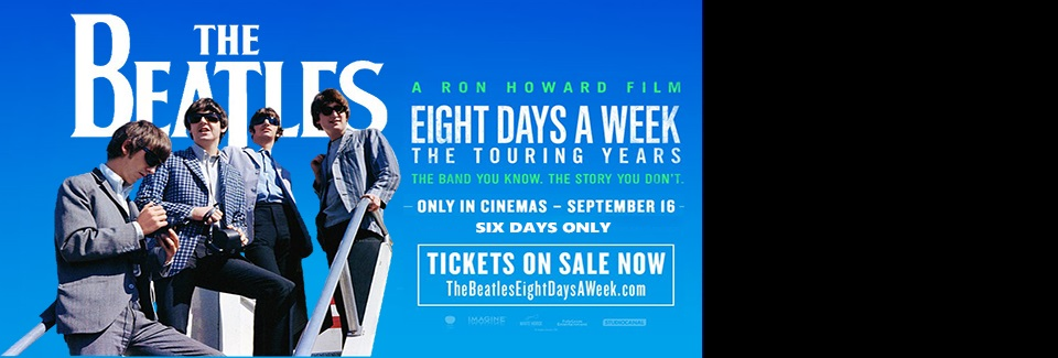 The Beatles: Eights Days a Week: The Touring Years