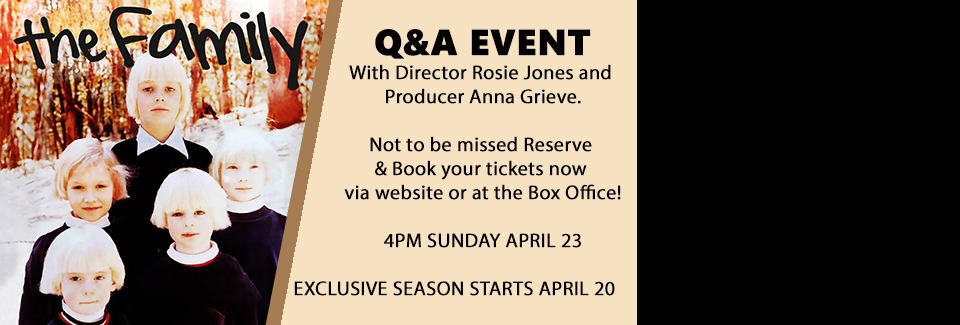 The Family Q&A Event