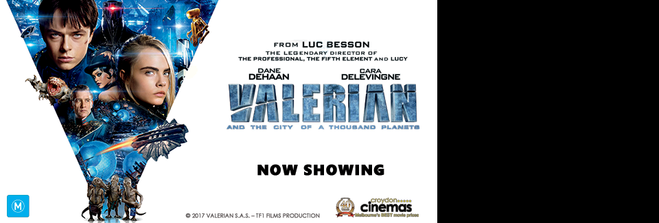Valerian: and the City of a Thousand Planets
