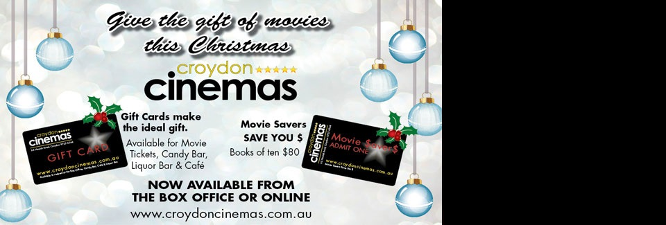 Give the gift of movies this Christmas!